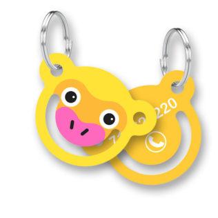 Zawieszka dla psa - Małpka
