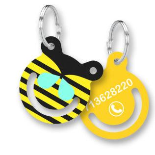 Zawieszka dla psa - Pszczółka